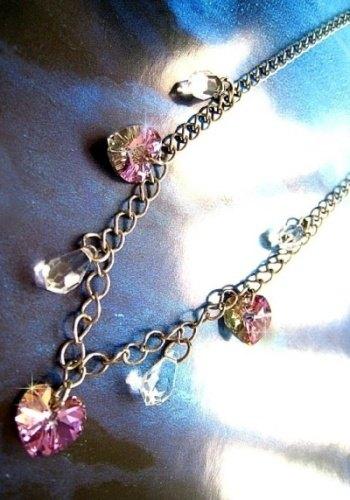Exkluzivní náhrdelník Swarovski