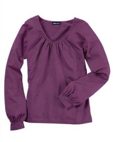 Dámské triko - bio bavlna