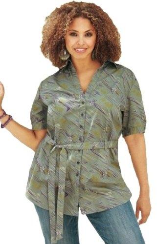 50abd17216f Nadměrné velikosti dámského oblečení