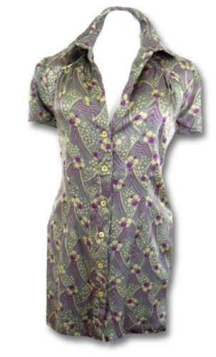 Košilové retro šaty