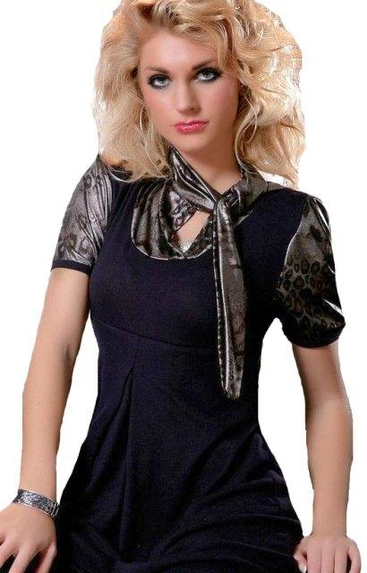 Úpletové dámské šaty - Butik Radost f6949ba496f