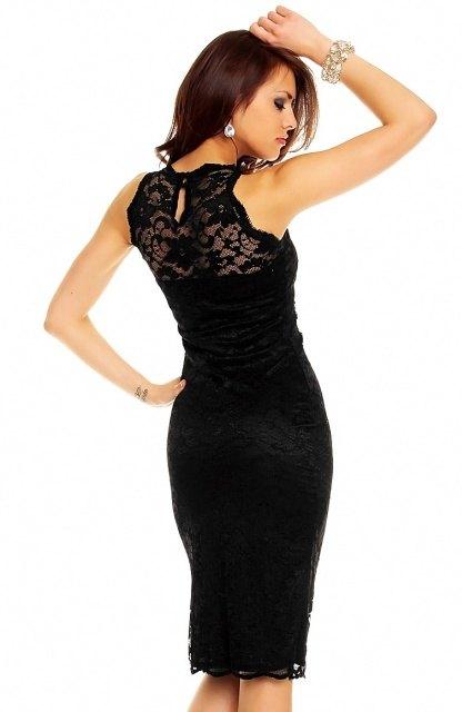38cb4b5956a Přehledy  Luxusní krajkové šaty - Butik Radost