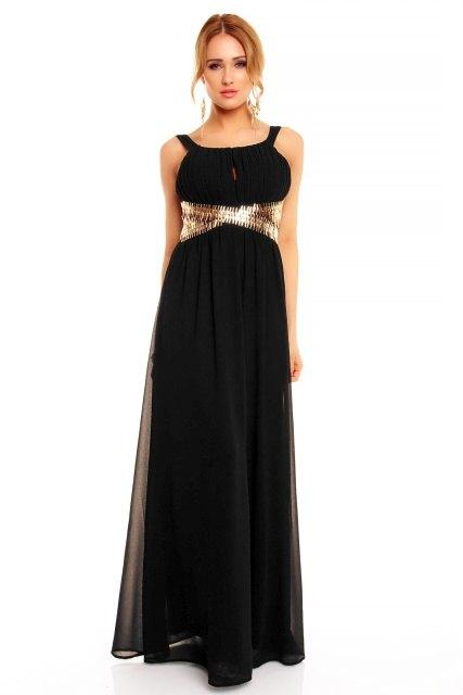 Noblesní antické plesové šaty 5586c98ac4