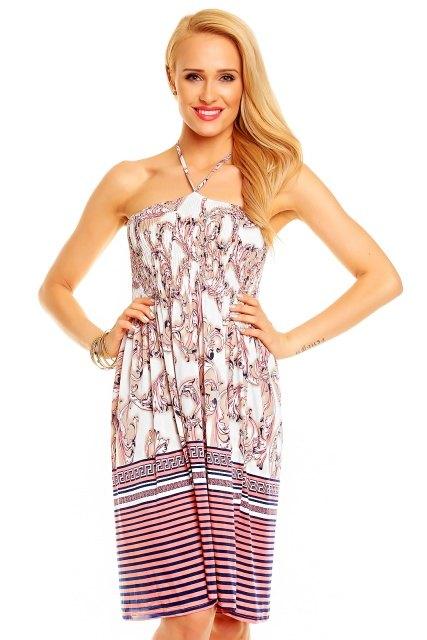 7d4695fa930 Letní šaty výprodej. Akční ceny. Vše skladem!