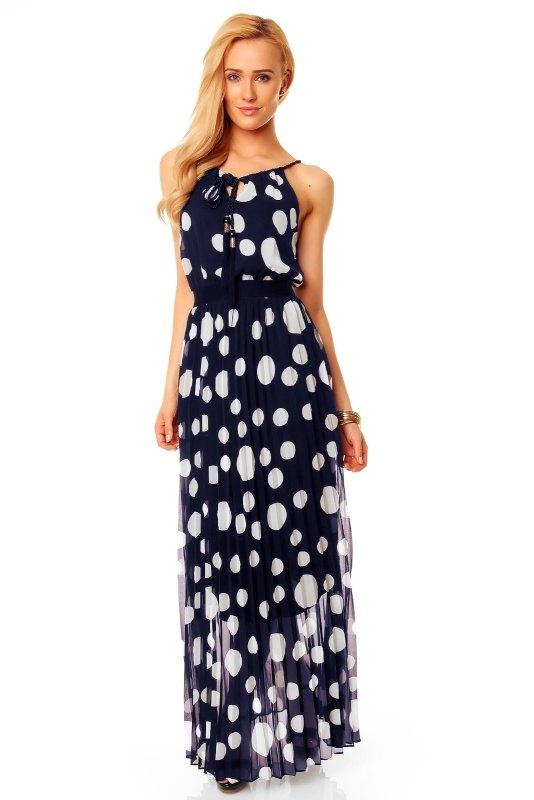 Dlouhé šaty pro krásku z Francouzské riviéry - Butik Radost fe623d4e86