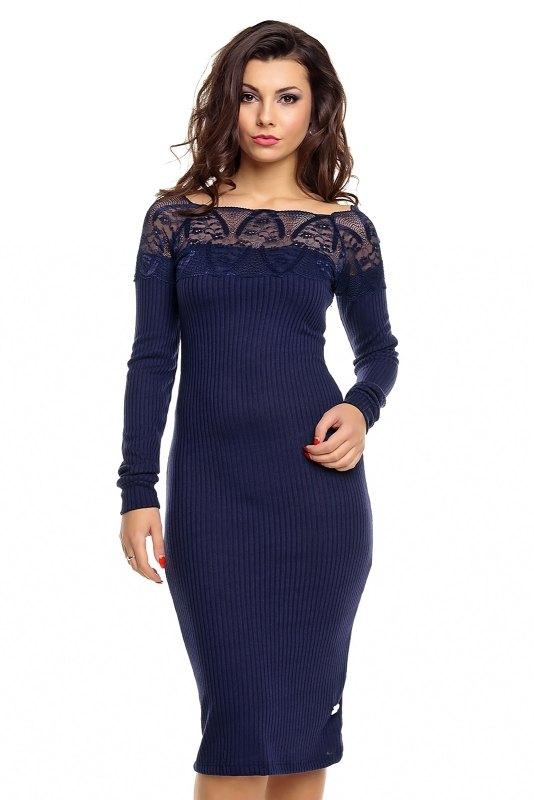 Pletené šaty - Butik Radost 7bcfbf0623a