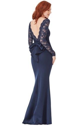 4c992cd2303 Luxusní plesové šaty v maxi délce
