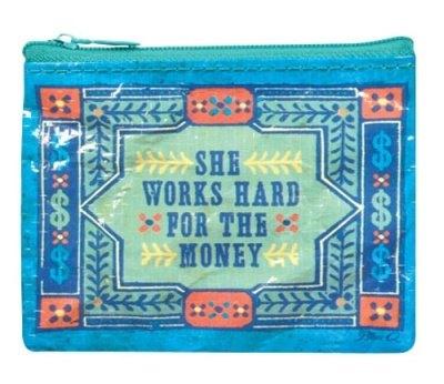 Malá peněženka retro styl - návrh designu Nate Duval