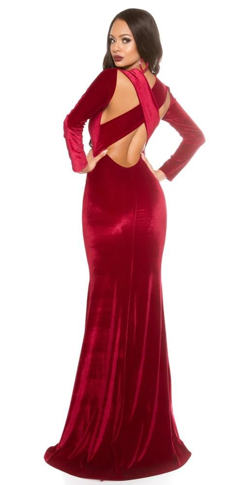2900cf51530 Dlouhé společenské šaty - Butik Radost