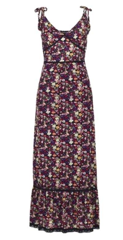 Krásné květované šaty od Laury Scott - Butik Radost 5a61dee43d