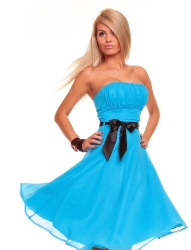 f75757a1ac5 Společenské šaty + brož (vel. M) - Butik Radost