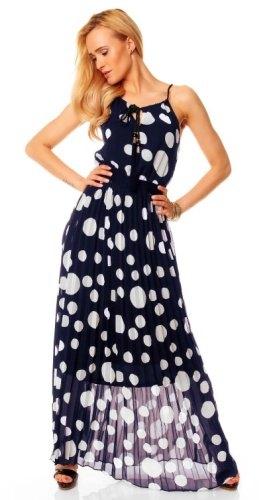 Dlouhé šaty pro krásku z Francouzské riviéry f9ed404b21