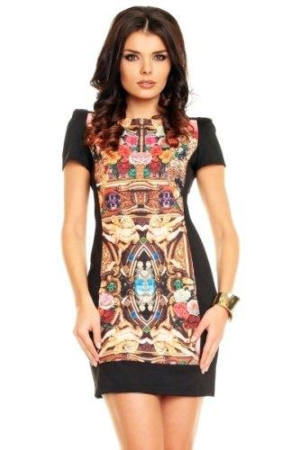 Francouzské luxusní šaty - Butik Radost 2c61342091