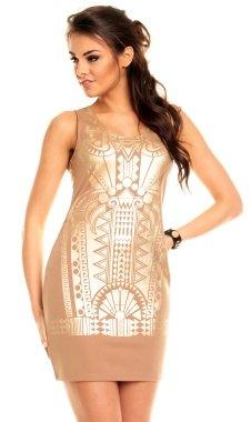 Krátké společenské šaty 37e246211a
